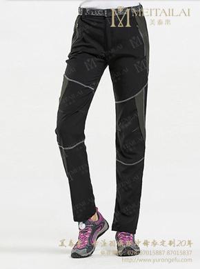 多色速干裤